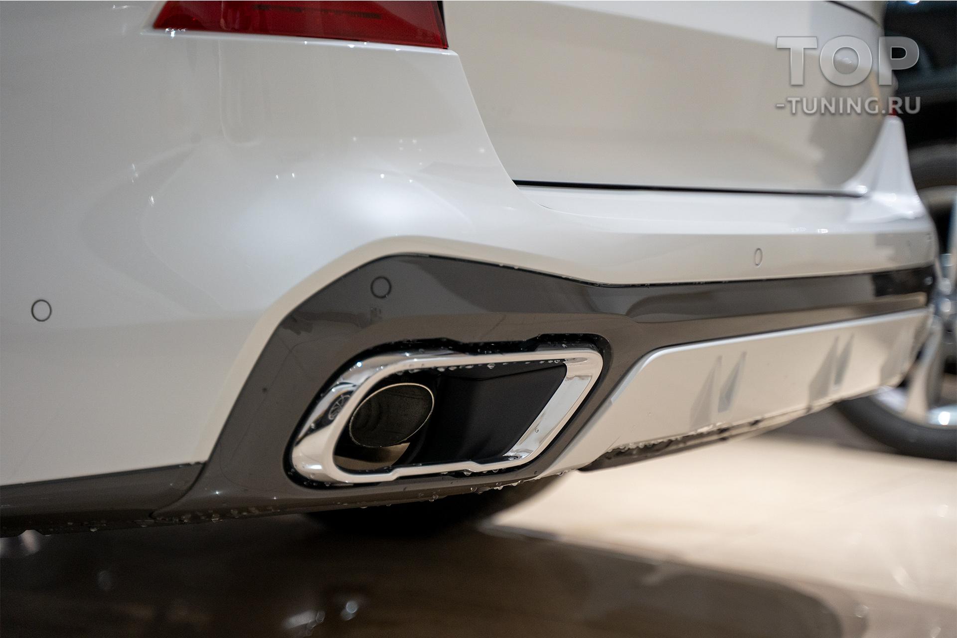 104024 Защита пленкой и оригинальные аксессуары Shadow Line для BMW X5