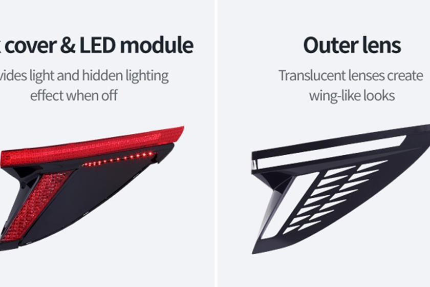 Если вам интересно, Hyundai называет свою систему освещения Parametric Hidden Lights, и теперь корейский автопроизводитель раскрыл, что заставляет ее работать.