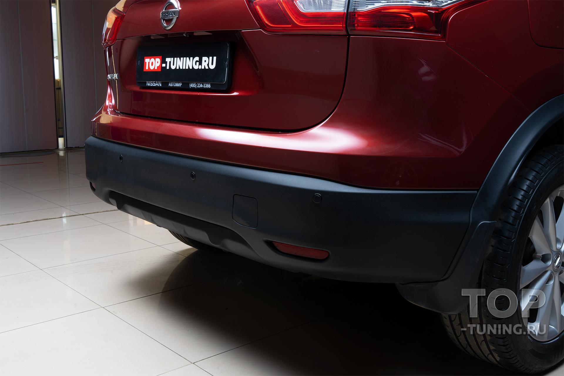 104089 Система парковки для Nissan Qashqai 2