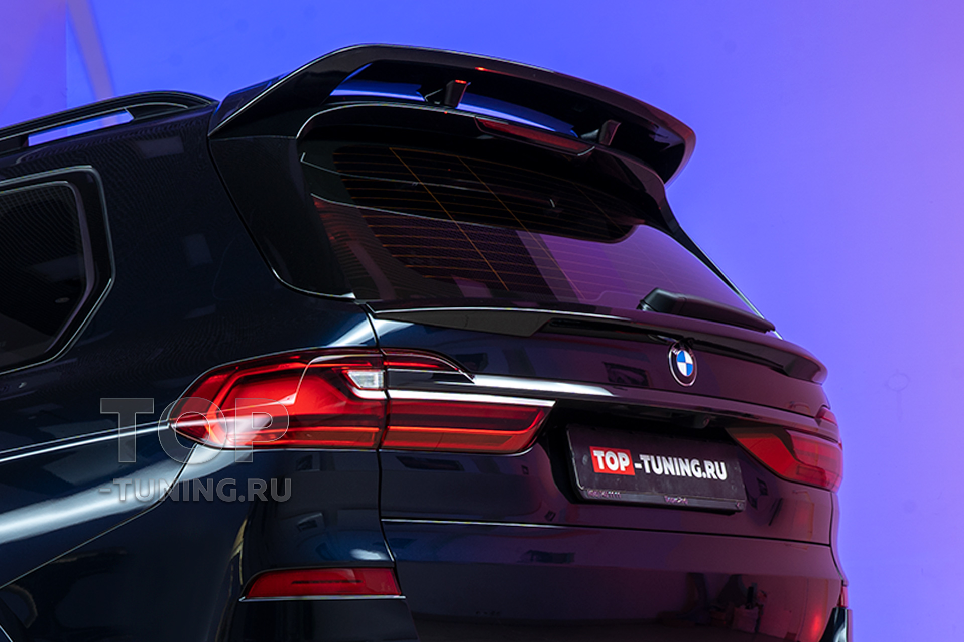 104136 Модернизация и защита BMW X7