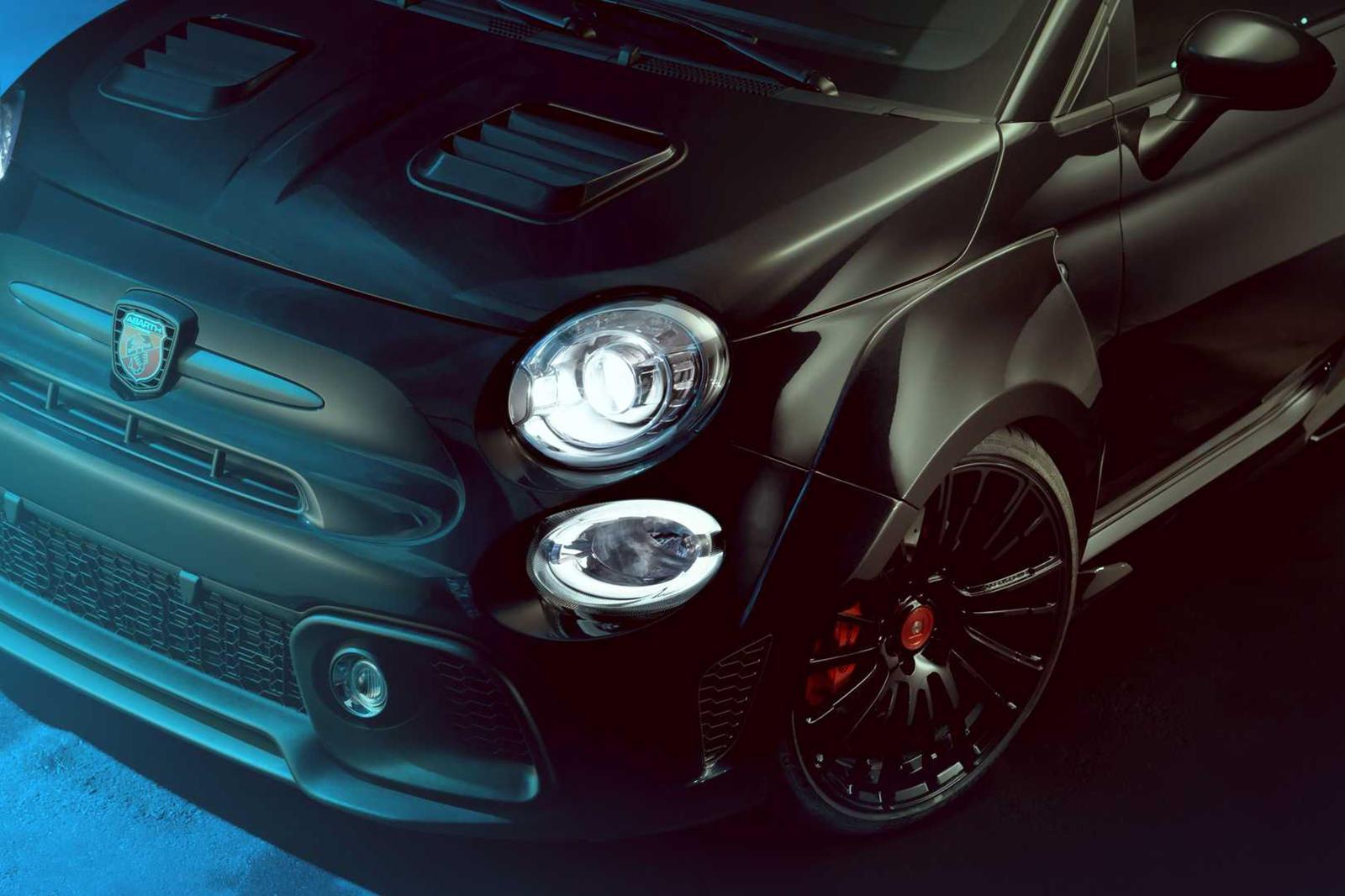 Fiat недавно обновил Abarth 500 для 2021 модельного года в Европе с большей мощностью, но немецкий тюнер Pogea Racing поднял его на новый уровень. Тюнинг-проект окрестили «Hercules».