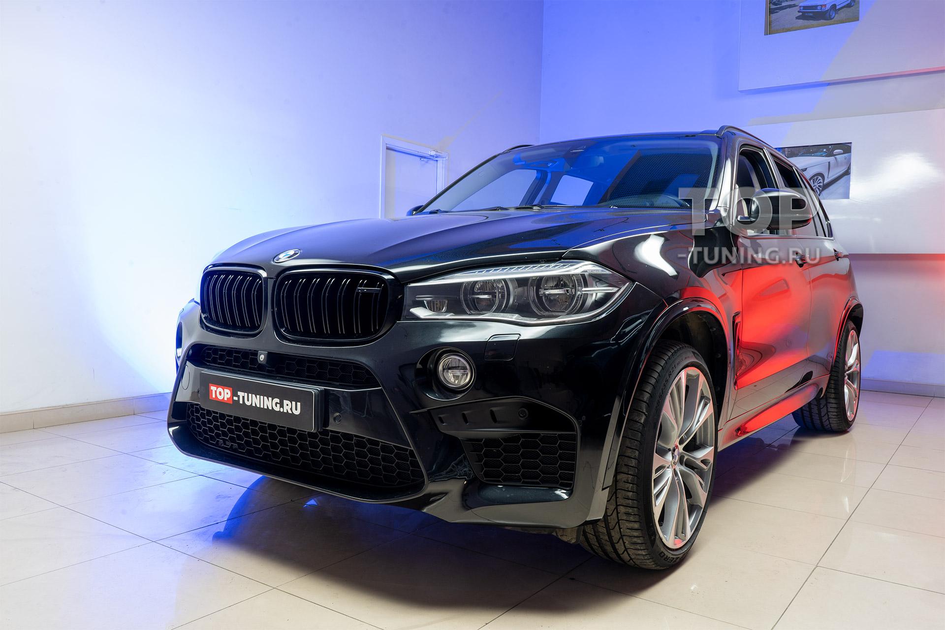 Рестайлинг X5M f85 для BMW X5 f15
