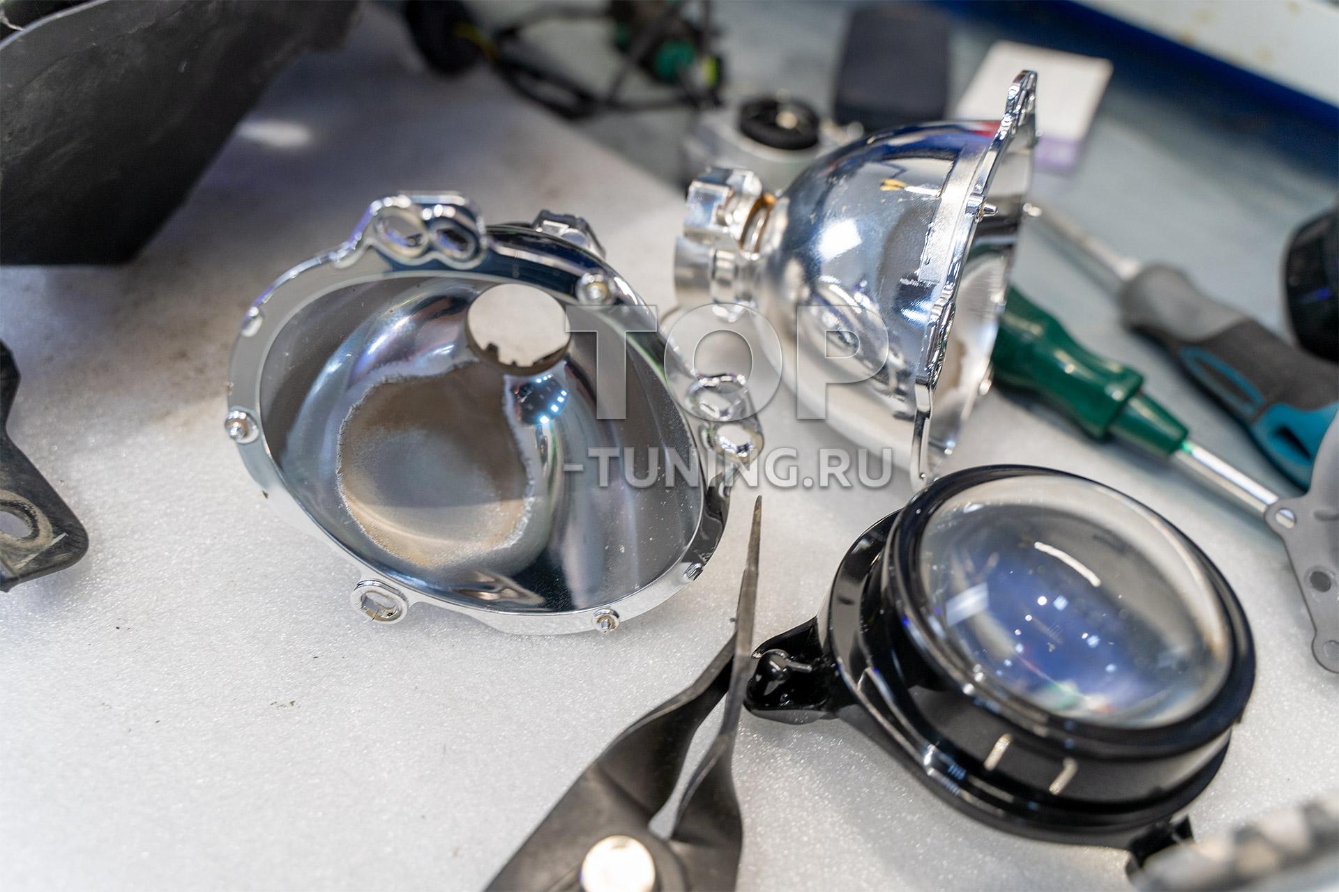 104163 Супер свет в Паджеро 4 - Большой обзор