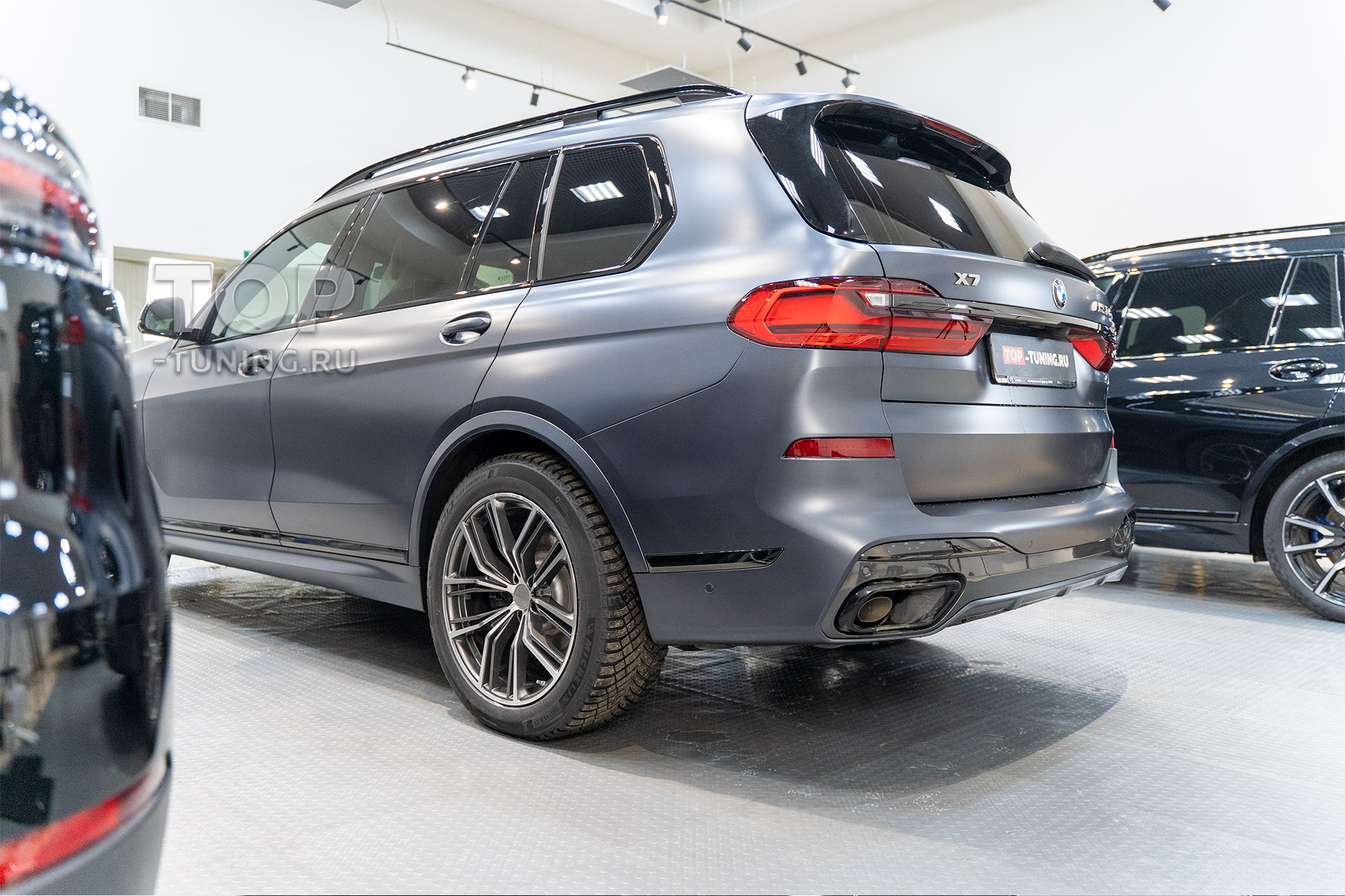 BMW X7 Dark Shadow Edition
