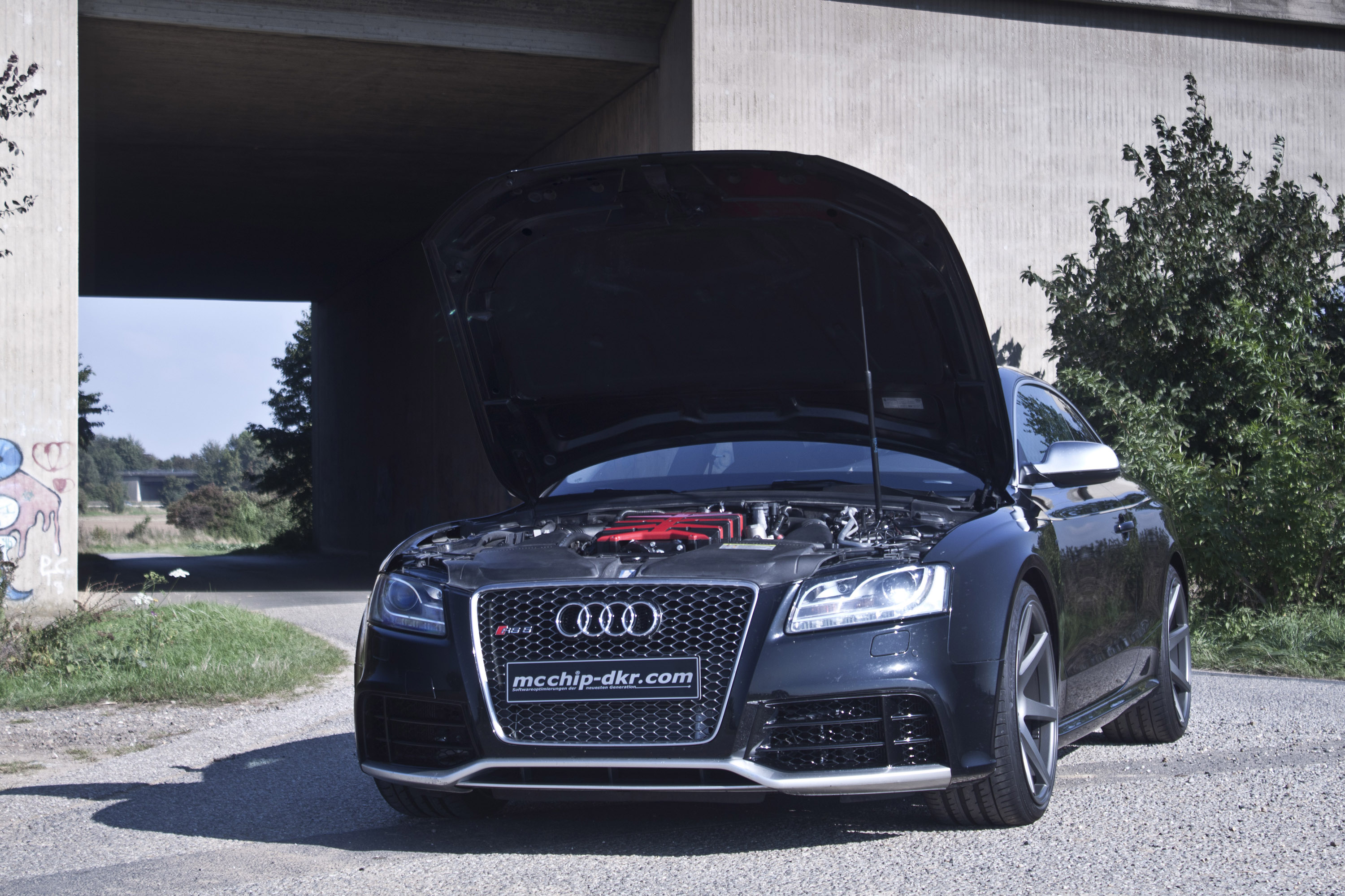 Audi RS5 McChip DKR тюнинг