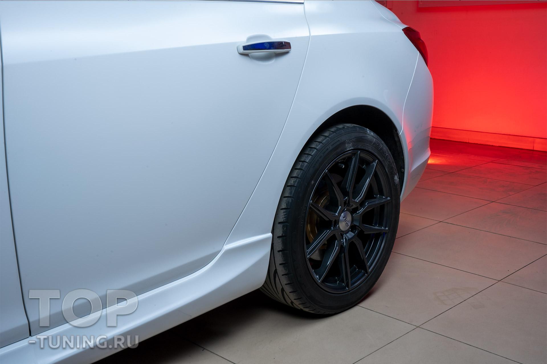 Пороги для Opel Insignia 1