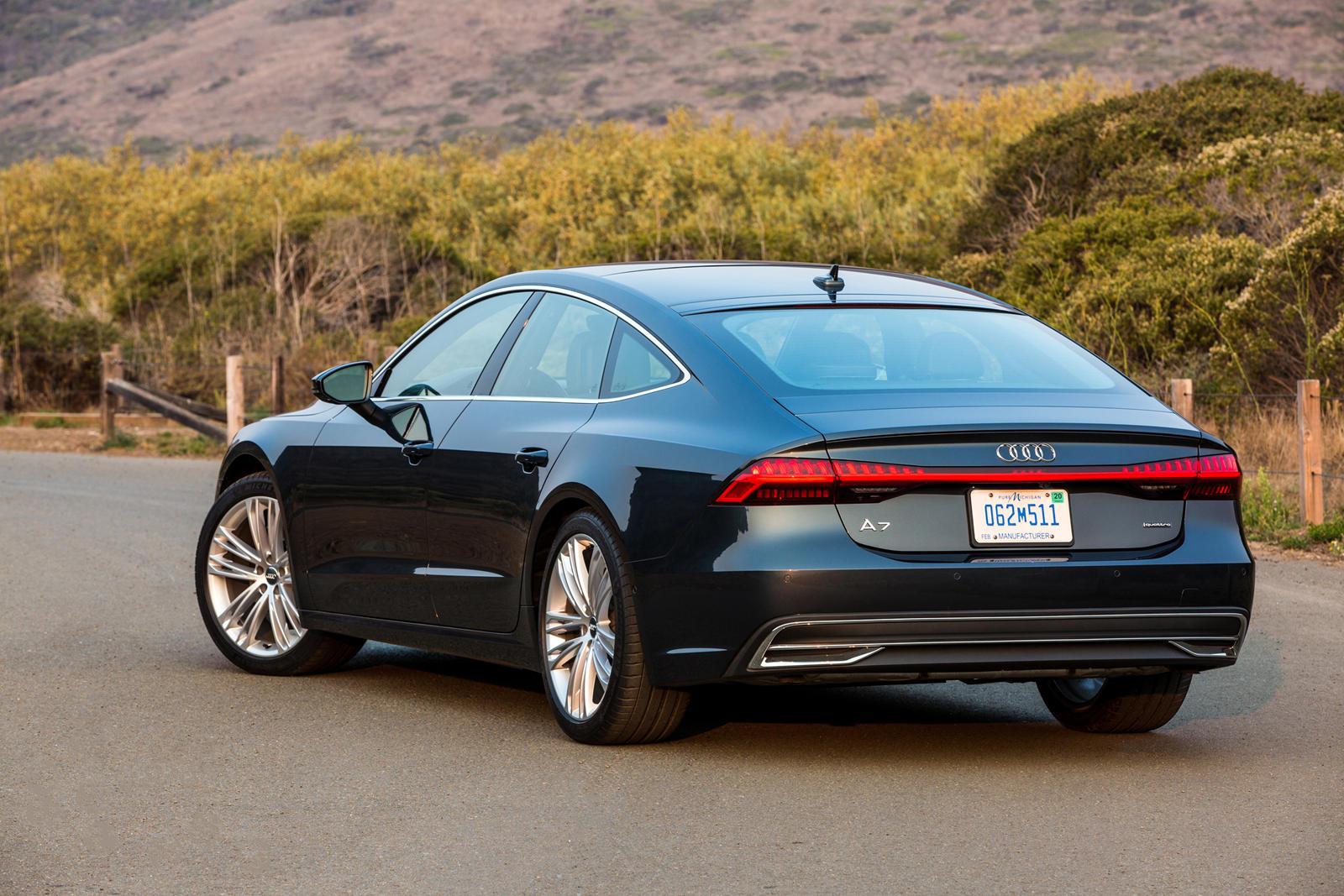 Впервые мы узнали, что этот автомобиль появится, услышав о нем в середине прошлого года, прежде чем увидеть замаскированную версию автомобиля на тестах. Теперь Audi полностью представил автомобиль - или, по крайней мере, его кузов - и заявляет, что о