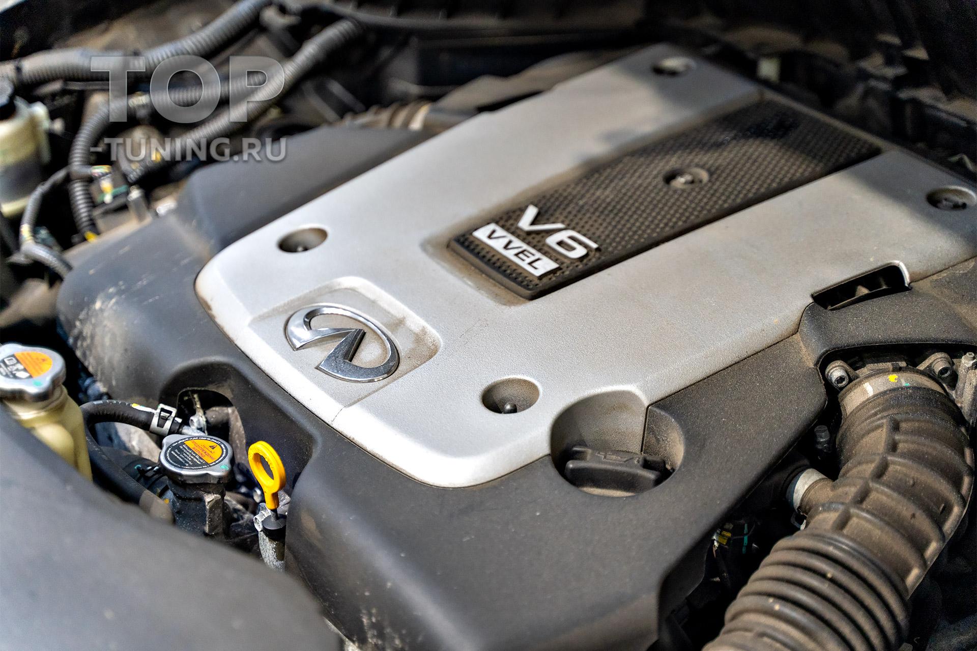 Двигатель V6 Infiniti QX70