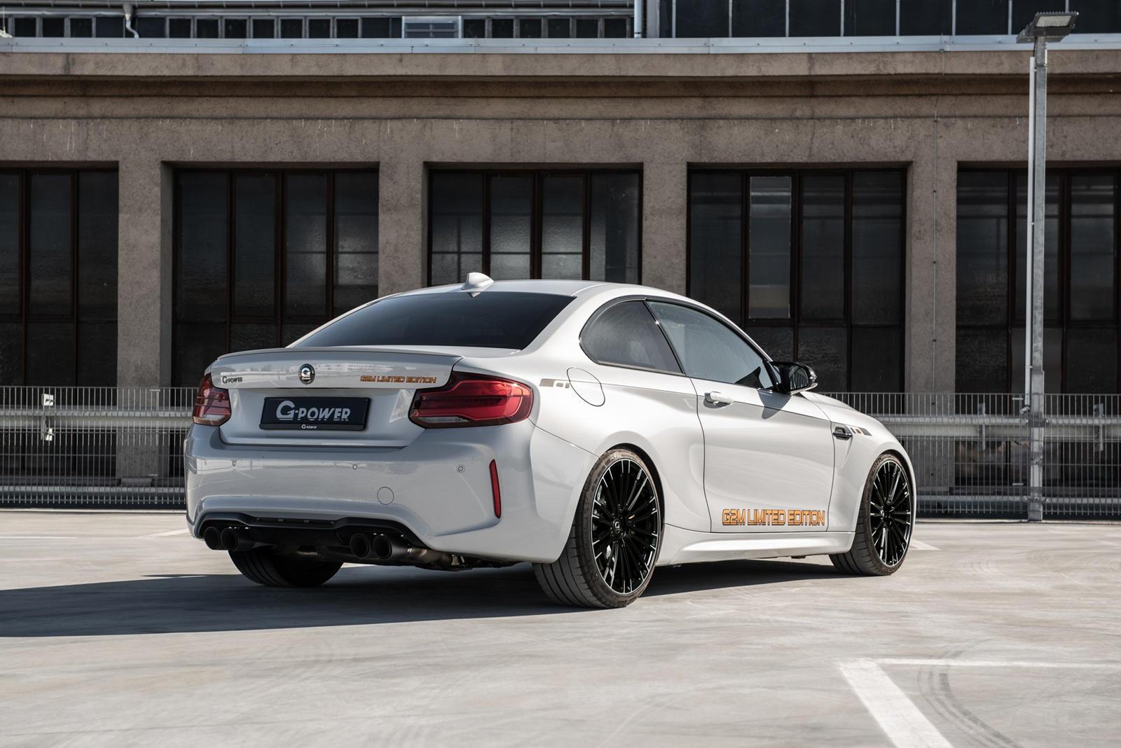 Нам очень нравится BMW M2, и мы почти ничего не можем сделать, чтобы его улучшить. То, что мы хотели бы изменить, было реализовано BMW уже в выдающейся версии CS, но это не помешало тюнерам усовершенствовать обе эти машины. G-Power - один из таких тю