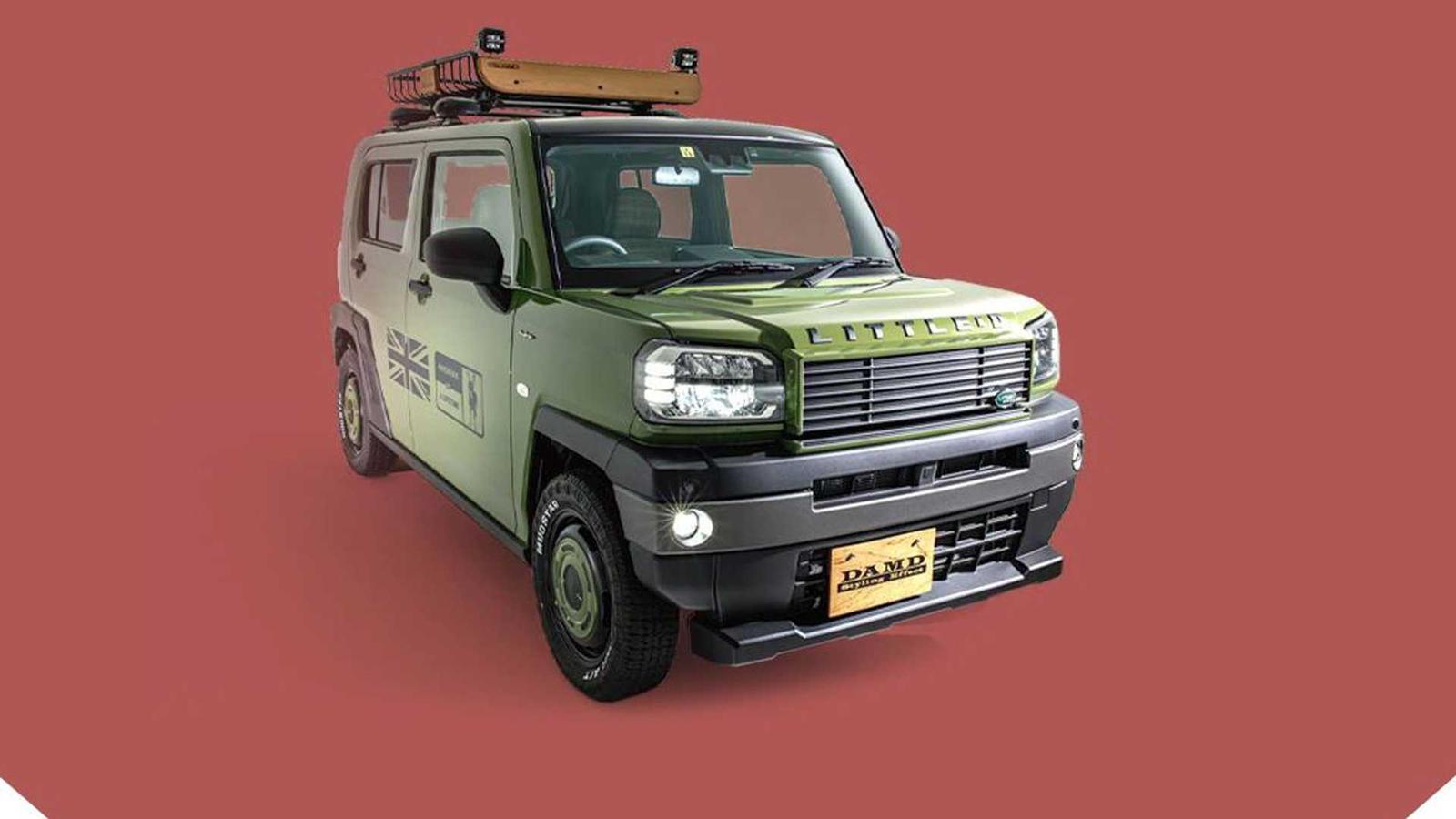 Японская сцена вторичного рынка - это не только сумасшедшие замены двигателей и проекты для SEMA; сцена настройки JDM также имеет более легкую сторону и любит создавать чудаковатые машины, которые отдают дань уважения классическим машинам. Посмотрите