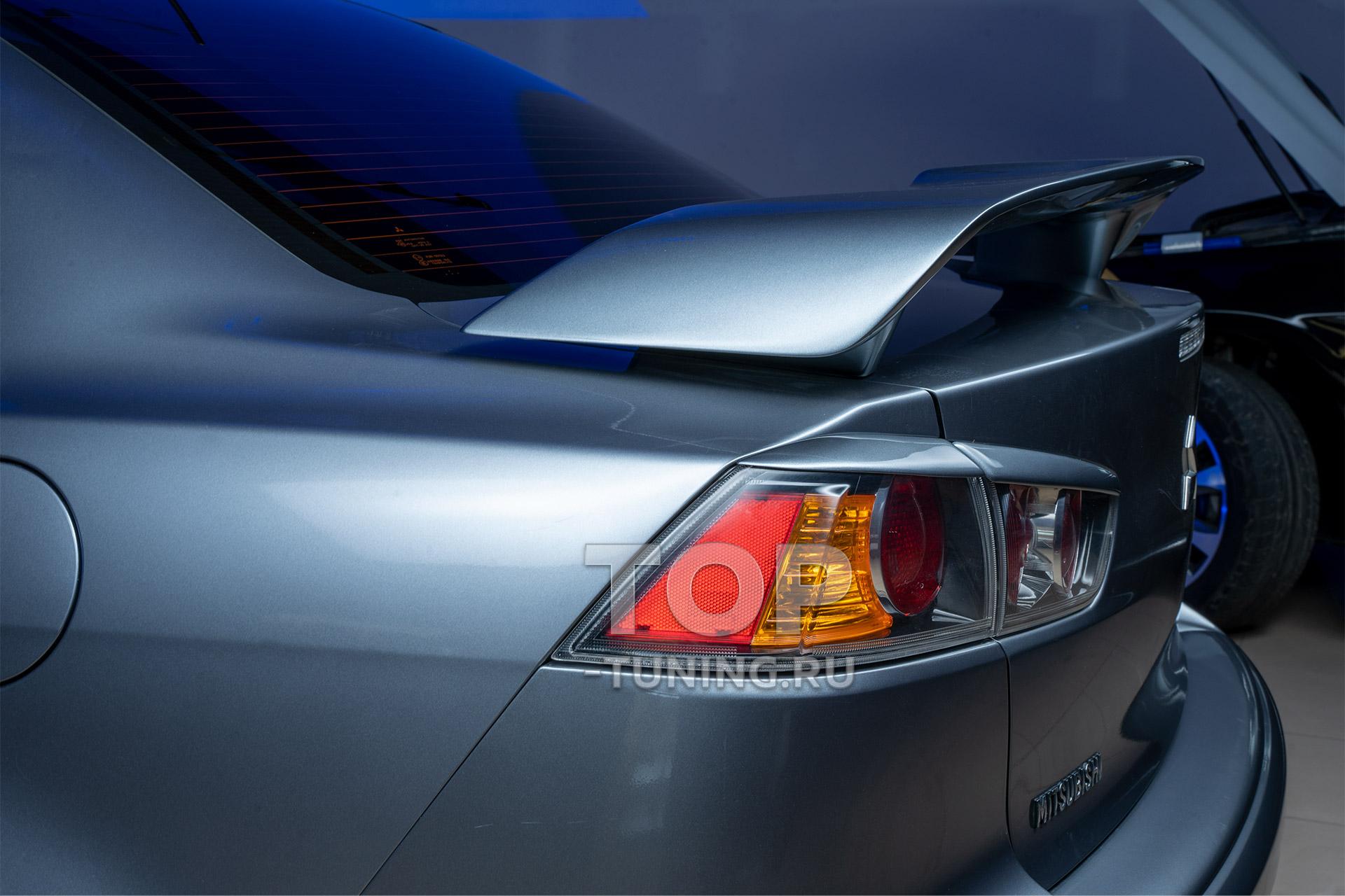 Тюнинг Mitsubishi Lancer Х купить с установкой, в наличии. Доставка, выгодные цены, гарантия.