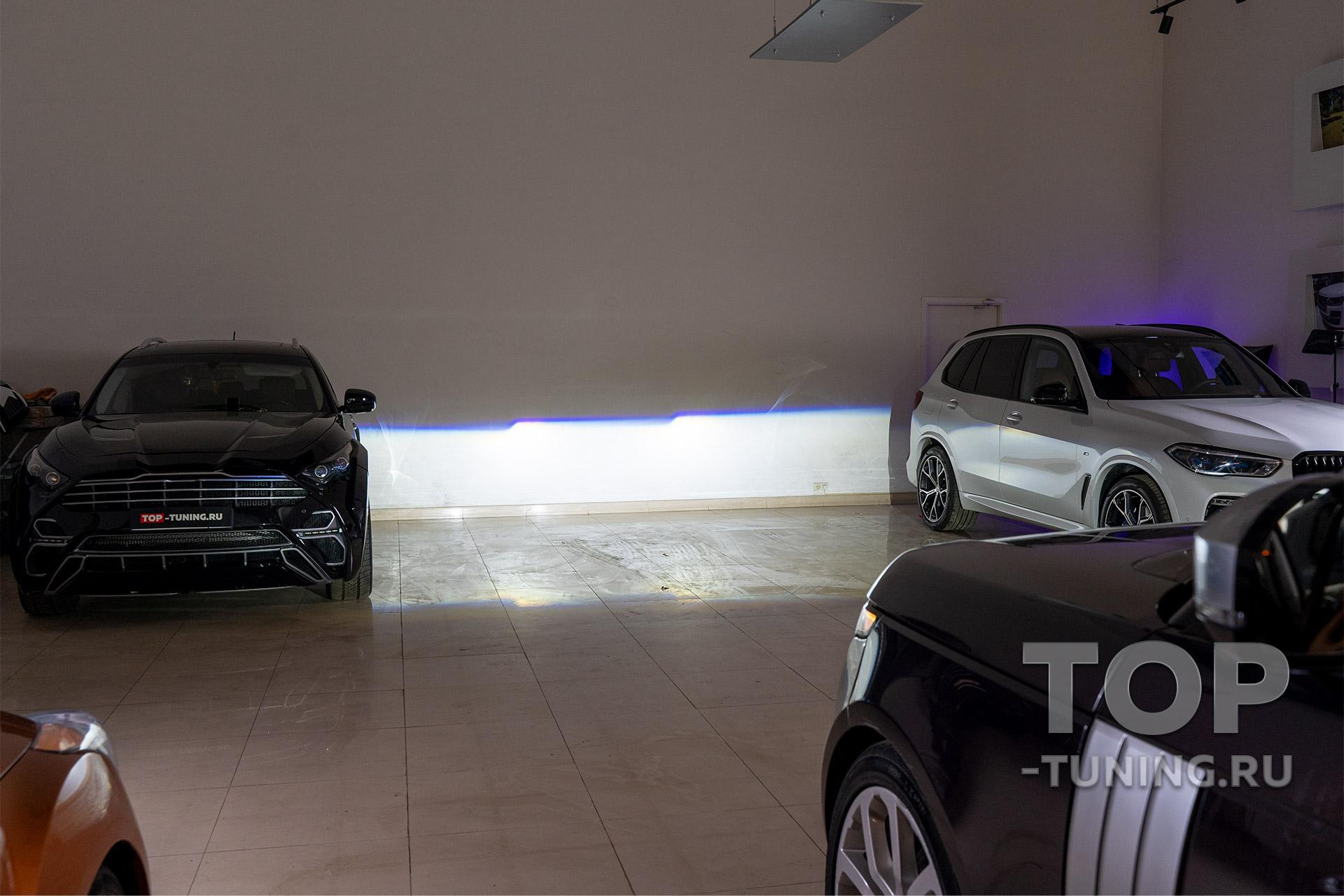 Range Rover Vogue SE 4 - Ближний свет, би лед с лазером