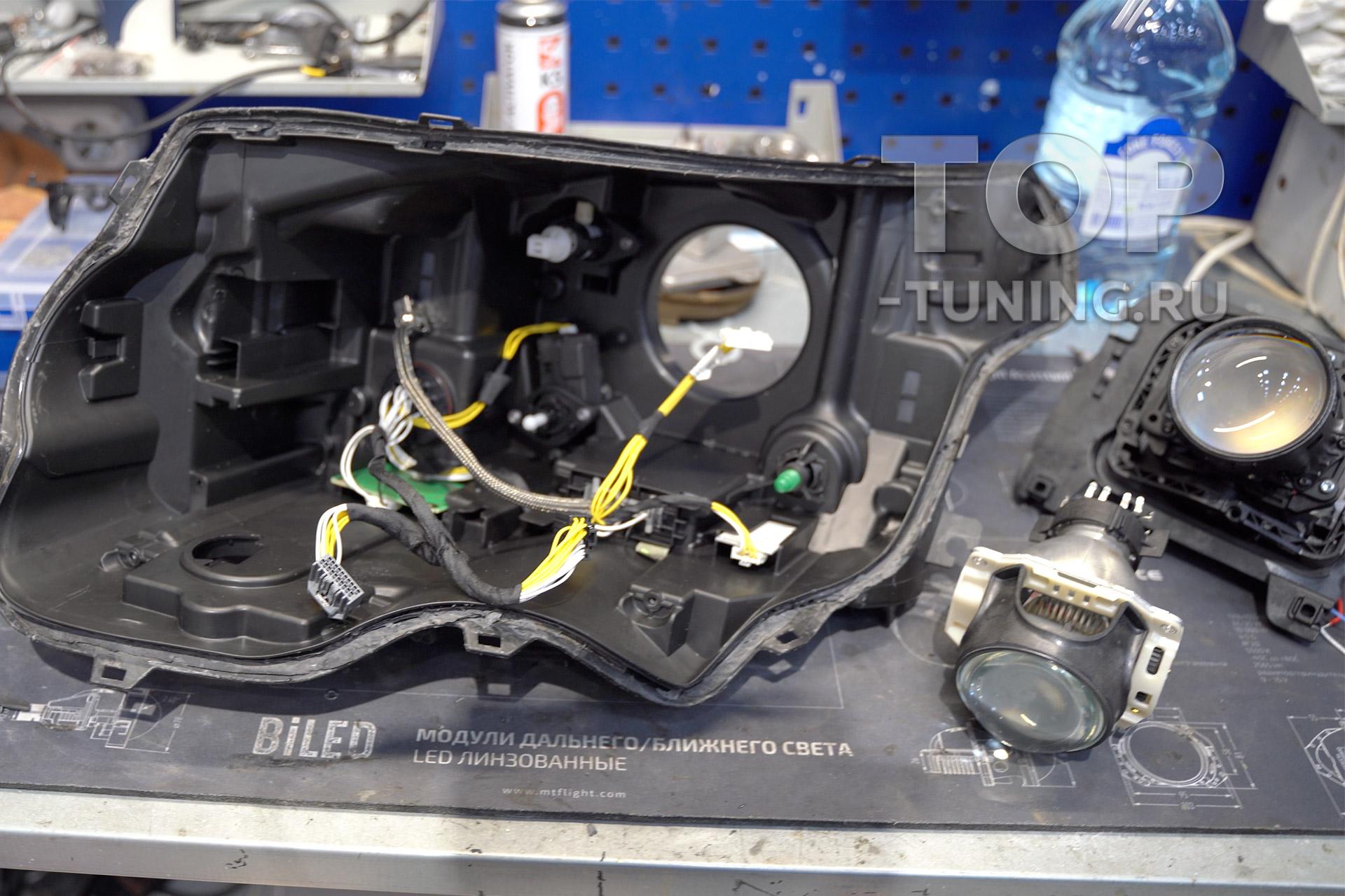 Линза Валео 2 Нью для Range Rover 4 – характеристики