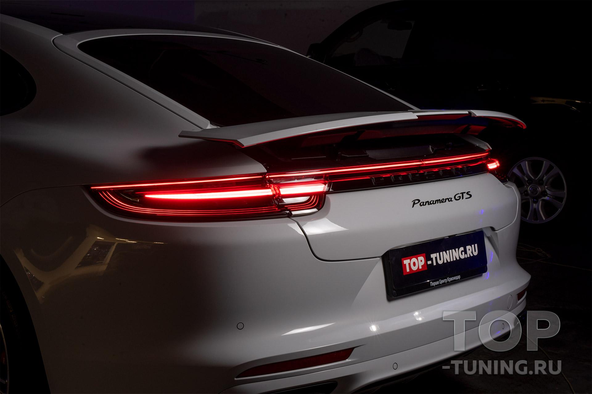 105934 Детейлинг нового Porsche Panamera GTS