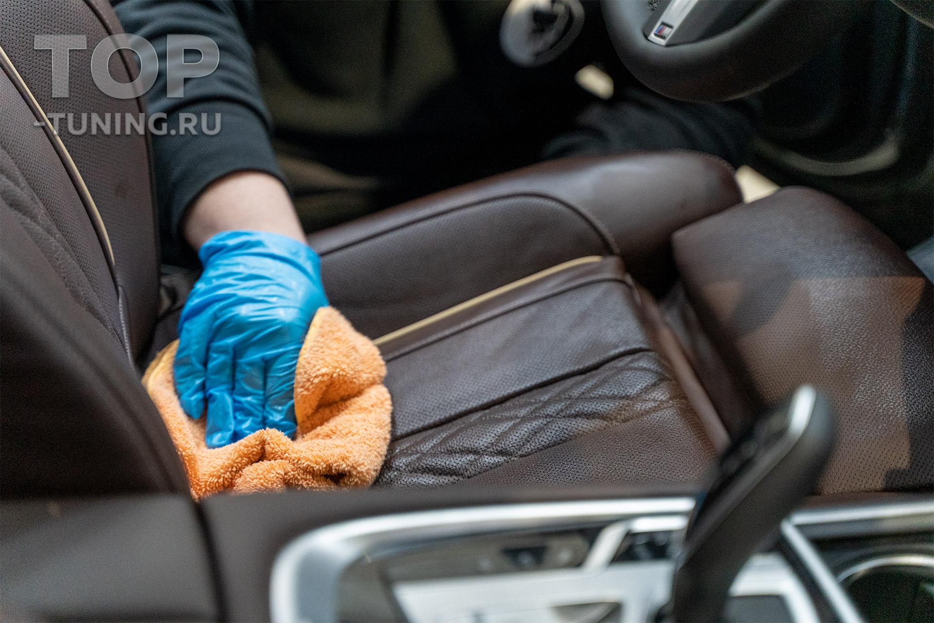 105956 BMW 7 серии G11. Часть первая. Защищать нельзя оставить!