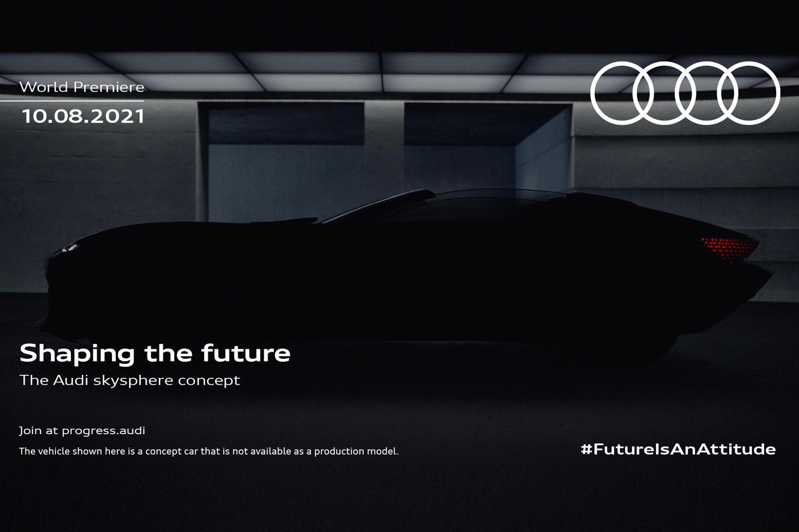 Лихте называет Sky Sphere «спортивным трансформируемым автомобилем». Он описывает его как «настоящий спортивный автомобиль», который может трансформироваться в автономный салон. Хотя мы не видели интерьер концепта, мы предполагаем, что он будет очень