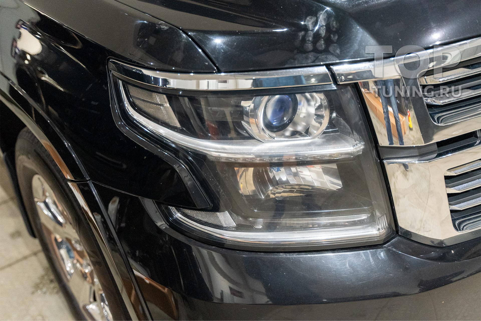 106015 Лазерный свет в Chevrolet Tahoe 4