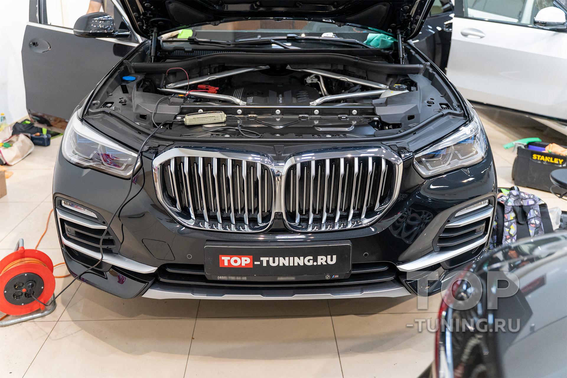 Как не попасть на удочку дилеров! Показываем на примере нового BMW X5 G05 с допами сомнительного качества