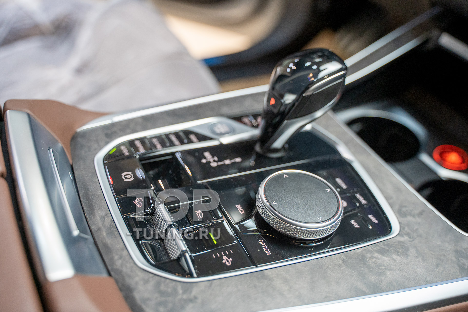 106168 Хрустальный комплект Glass Clarity в BMW X7 G07