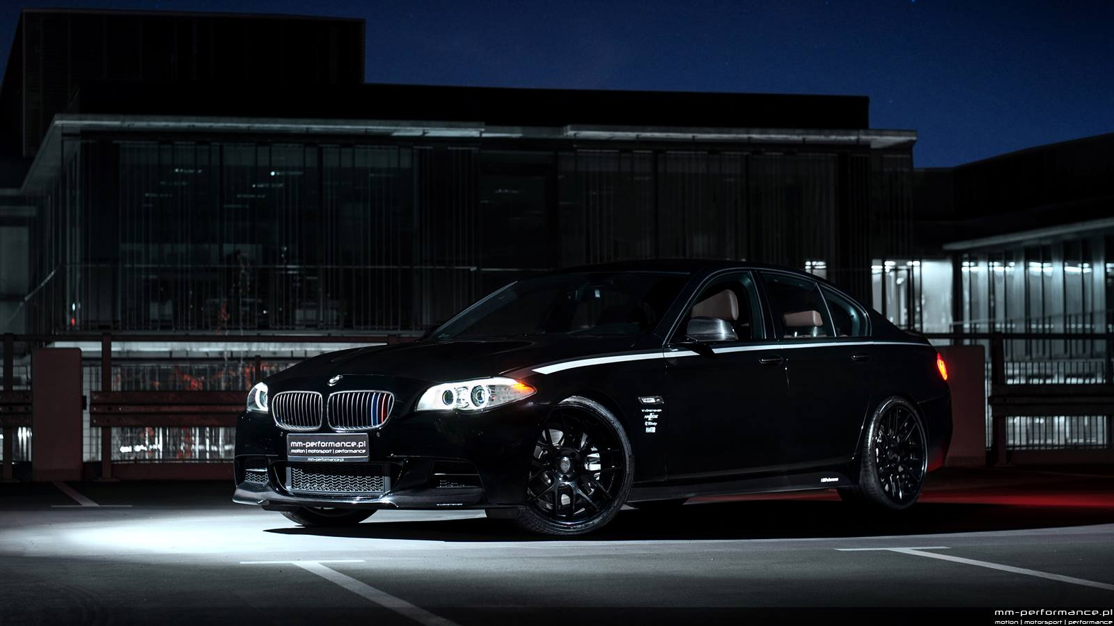 BMW M550d MM Performance Тюнинг