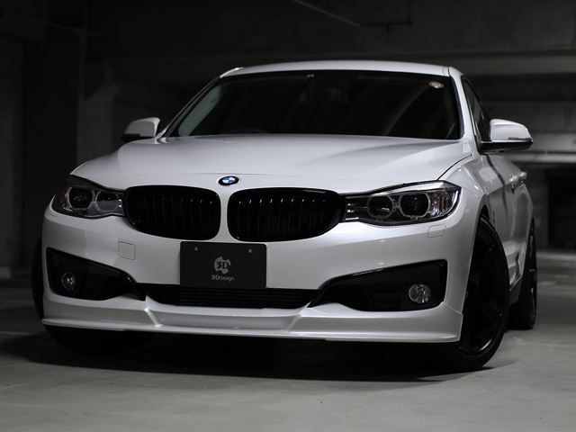 BMW 3 Series GT 3D Design тюнинг