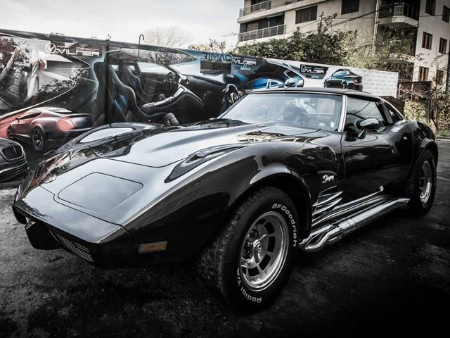 1976 Corvette Stingray Vilner Тюнинг