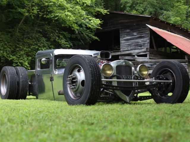 Homemade Hot Rod