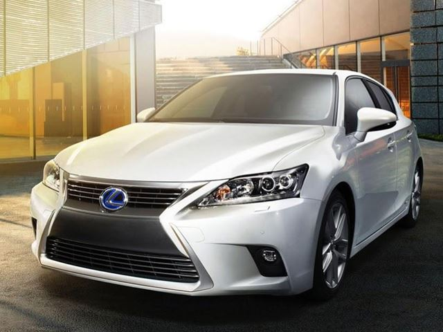 Lexus CT200h Facelift