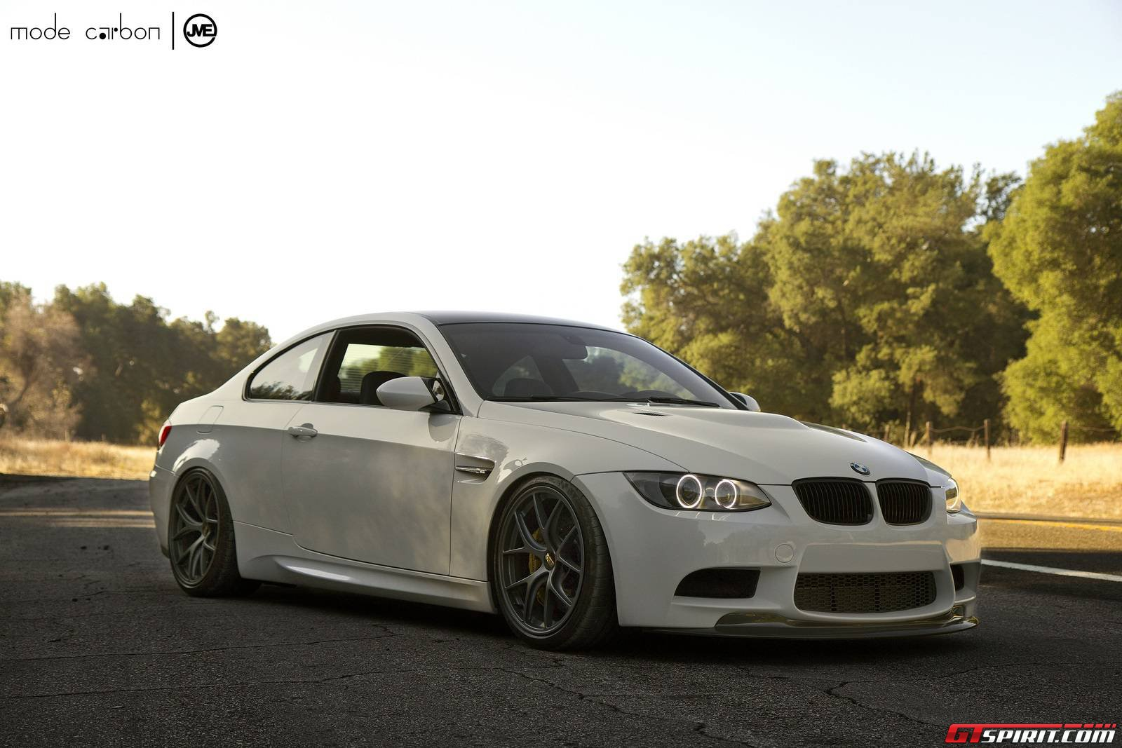 BMW M3s Mode Carbon Тюнинг