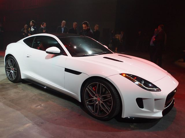 Jaguar F-Type Shooting Brake