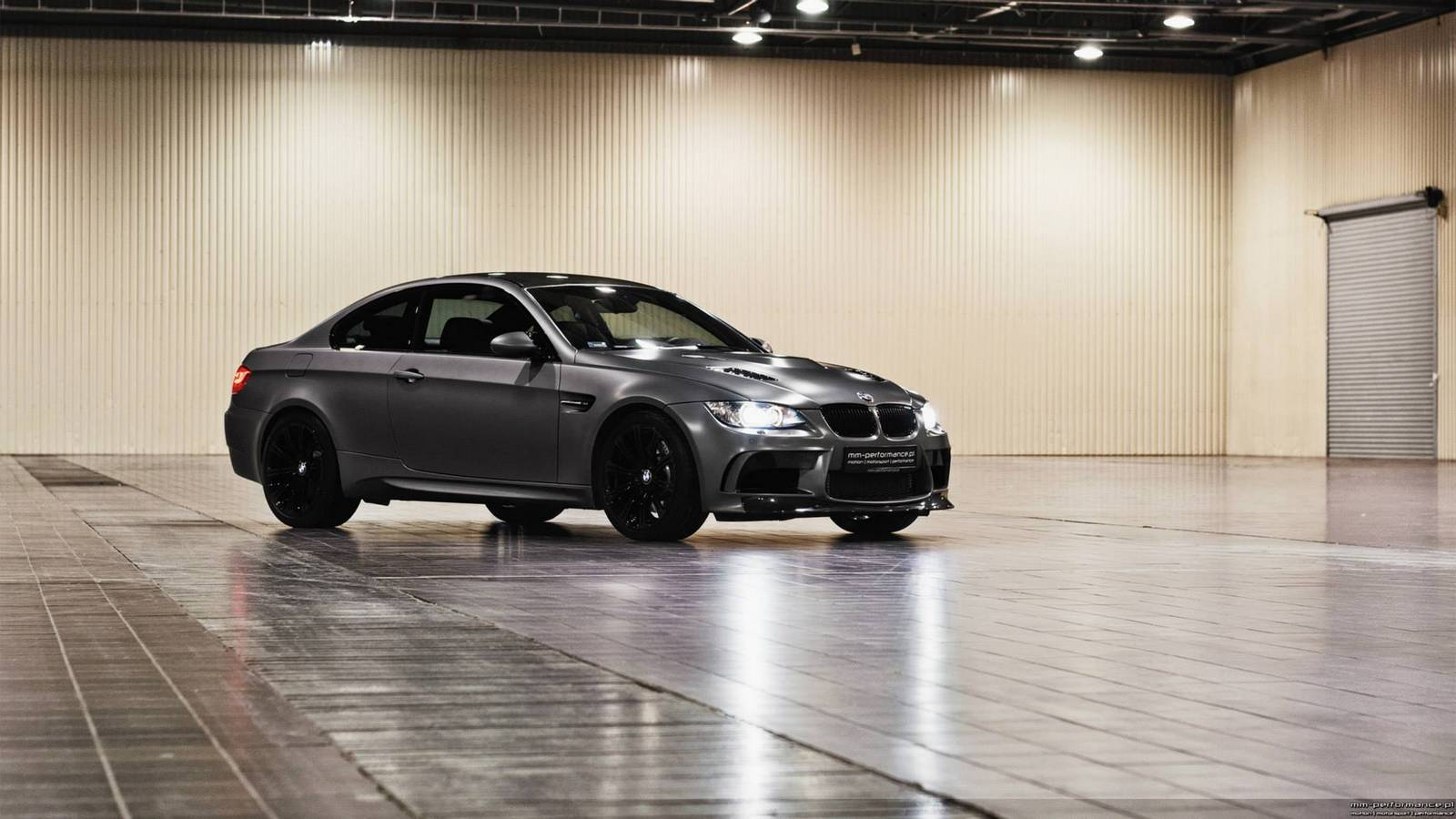 BMW M3 MM Performance Тюнинг