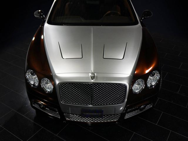 Bentley Mansory Flying Spur