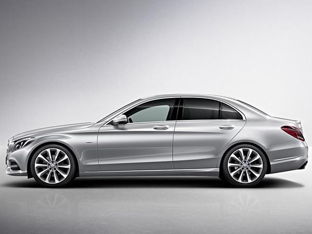 Mercedes C-CLass Edition 1