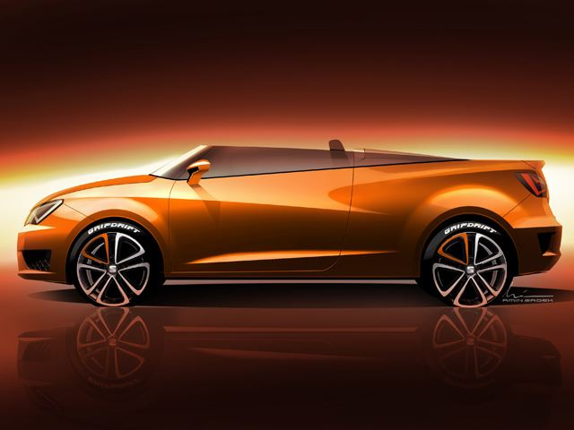 Seat Concept for 30 Ibiza