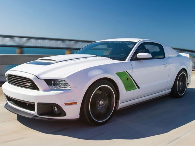Ford Mustang 2015 тизер