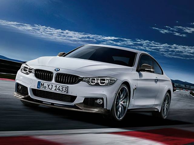 BMW 4 Series Convertible M Performance