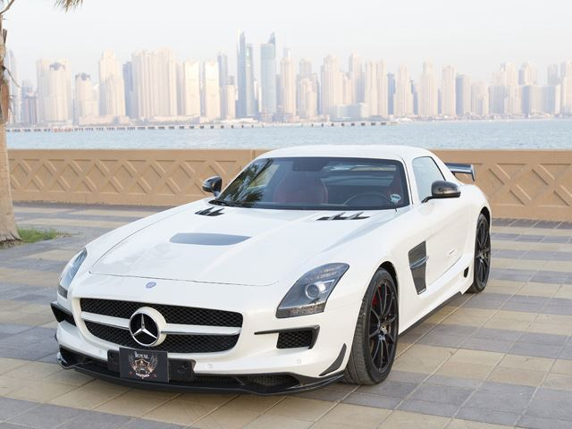 Mercedes SLS AMG Royal Customs Тюнинг 1.jpg
