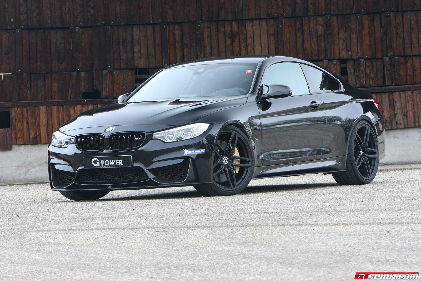 BMW M3 M4 Bi Tronic G-Power Тюнинг