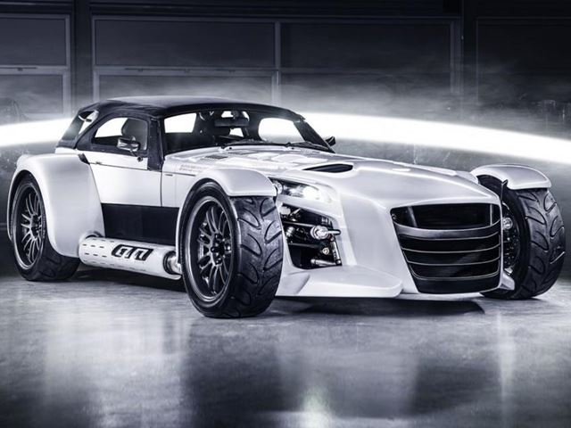 Donkervoort представил D8 GTO Blister Berg Edition