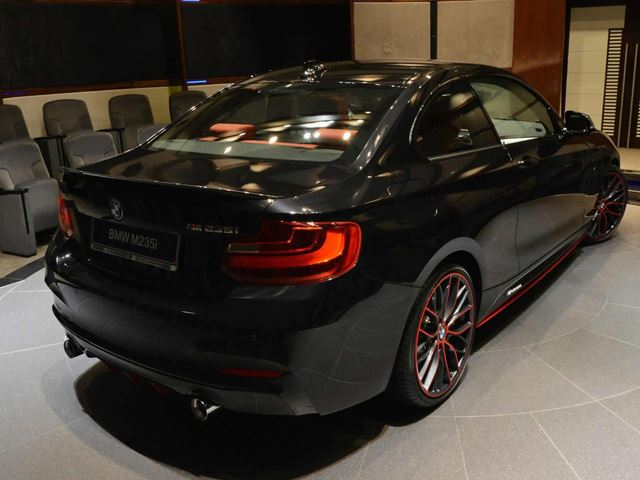 BMW M235i M Performance Тюнинг