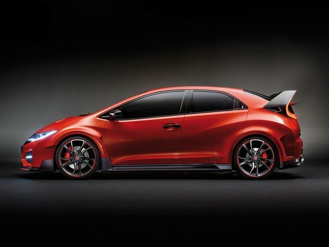 Новый Honda Civic Type R дебютирует в Женеве