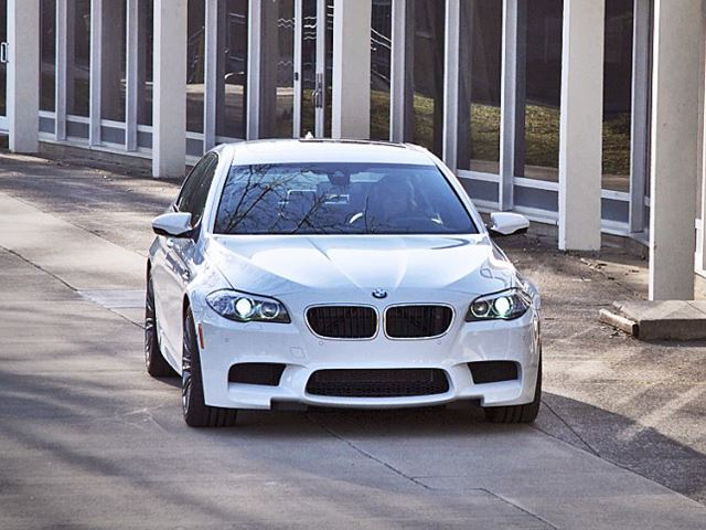 BMW M5 Switzer Тюнинг