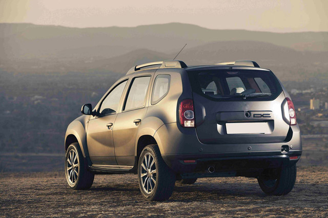 Renault Duster DC тюнинг