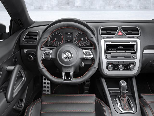 VW Scirocco Million Edition
