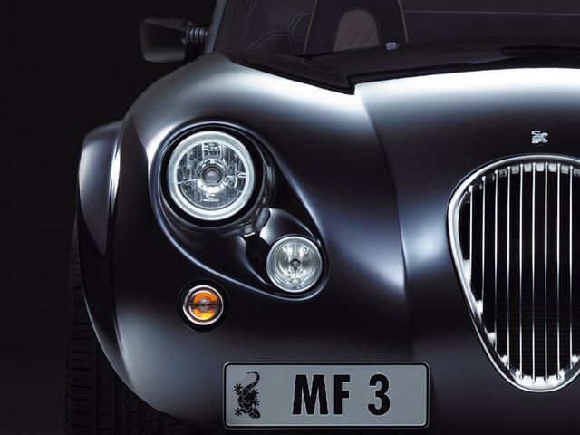 Morgan MF3