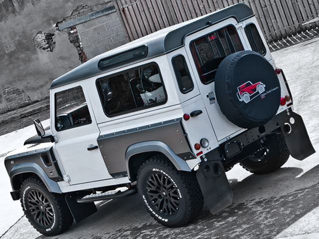 Land Rover Defender Kahn тюнинг