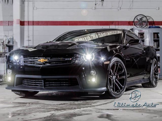 Chevrolet Camaro ZL1 Ultimate Auto тюнинг