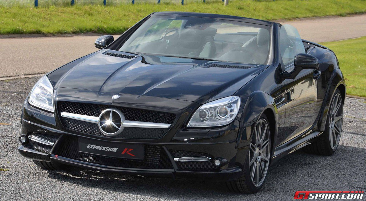 Mercedes SLK Expression Motorsport тюнинг
