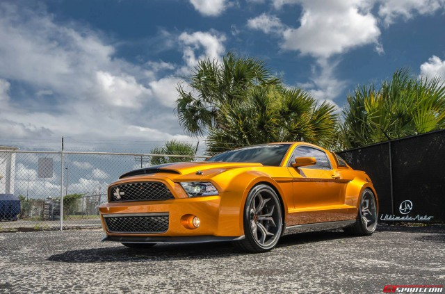 Ford Mustang Shelby GT500 Ultimate Auto тюнинг