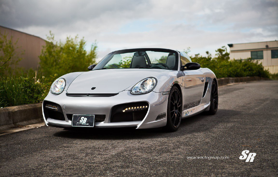 Porsche Boxter TechART тюнинг
